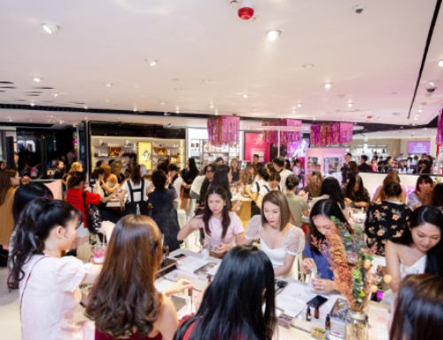 Beauty bonanza as DFS' First Class Beauty campaign takes off