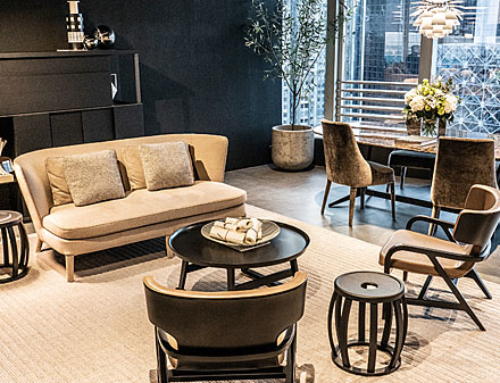 Introducing: Maxalto & Azucena launched at B&B Italia Hong Kong showroom