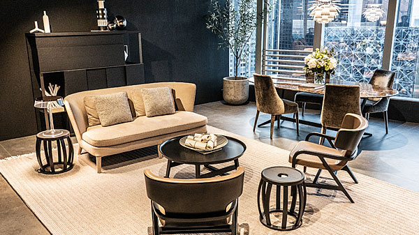 B&B Italia Hong Kong introduces two new furniture brands