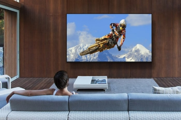 Introducing the Sony Masters Series Z9G 8K HDR TV