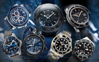 Latest dive watches