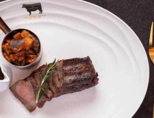 37 Steakhouse & Bar: Sumptuous steaks and stunning vistas atop The Peak