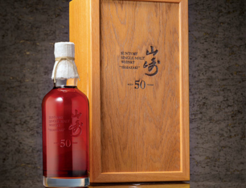 50-year-old Yamazaki Auctions for Nearly HK$3.4 Million