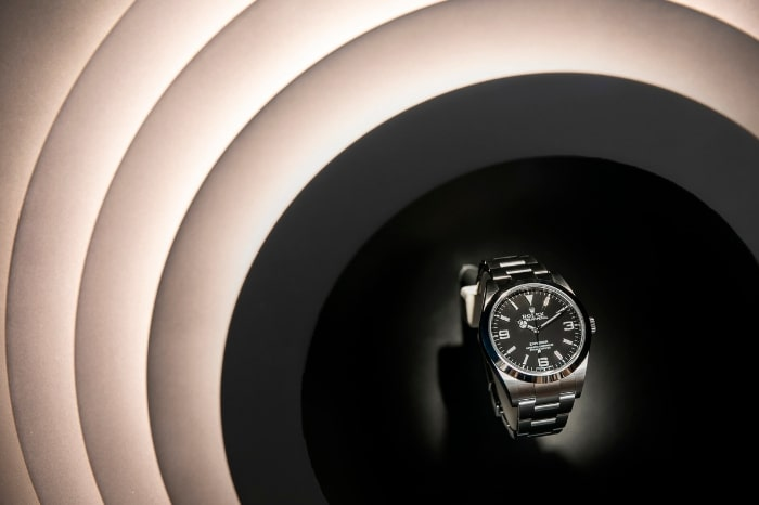 A Watch Born to Explore highlights Rolex's Explorer watch
