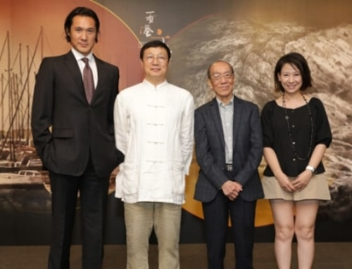 Hong Kong Culture Festival 2019 kicks off with Hong Kong Ink Art Walk 2019