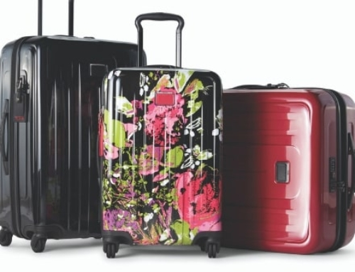 From suitcases to backpacks, here are the season's hottest travel accessories