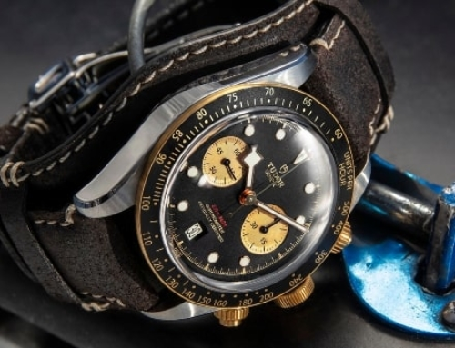 Black Bay Chrono S&G: Iconic Tudor timepiece gets a steel-and-gold update