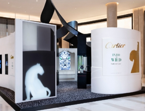 Into the wild with pop-up exhibition by Cartier and DFS Group