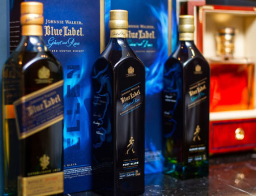 Truly special: Johnnie Walker Blue Label X Arcane four-hands dinner