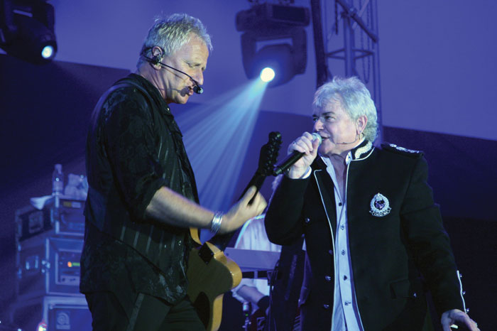 December Events - Air Supply