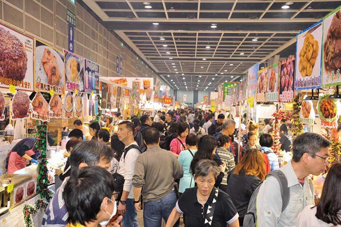 December Events - Hong Kong Food Festival