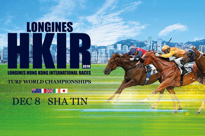 December Events - Longines Hong Kong Int'l Races