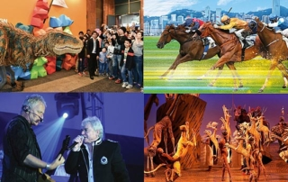 Hong Kong's December Events