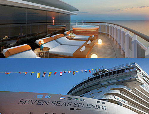 2020 arrival of Seven Seas Splendor could redefine cruise travel experience