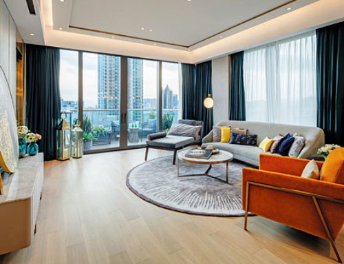 Home, Sweet Homantin: Bringing perfection to a premium penthouse space…