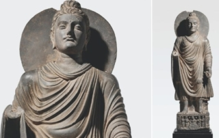 Buddhist relic auction hit