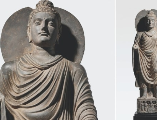 Lost Art: Rare Buddhist relic fetches top dollar at auction