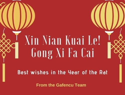 Happy Chinese New Year greetings from the Gafencu Team