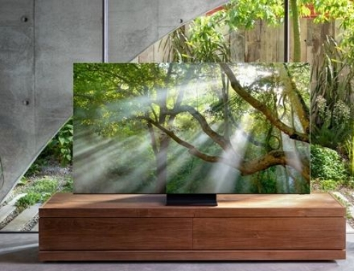 Samsung launches its new frameless television – Q950TS TV