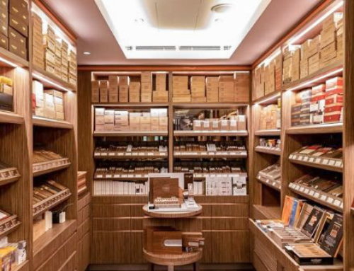 Davidoff of Geneva at the Peninsula: A new chapter in the cigar brand's success story.