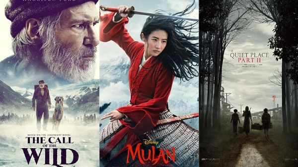 March movies releasing
