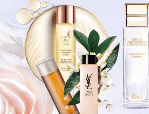 Essential Essences: High-class hydration at its very best
