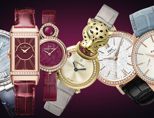 Fairer Secs: Making time for the ladies with these femme-focused timepieces