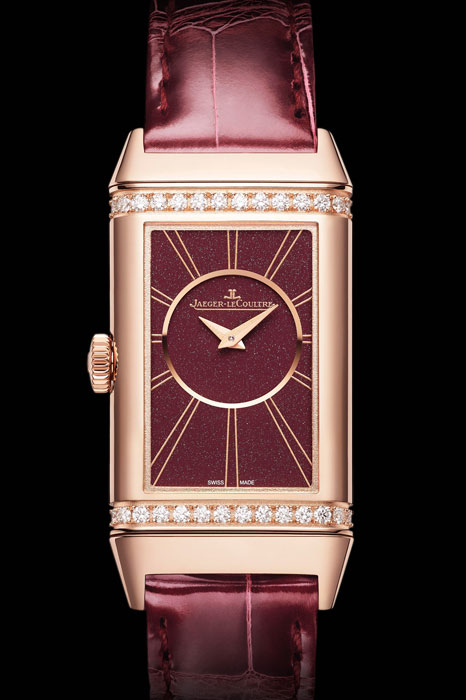 Femme-focused timepieces - Jaeger-LeCoultre Reverso One Duetto