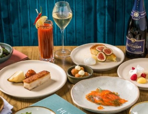 Fresh Feasts: New Sunday brunch at Hue is all about fresh ingredients, freshly cooked