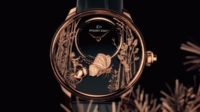 Jaquet Droz Loving Butterfly Automaton