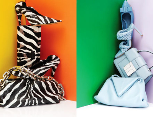 Couture Corner: Value-added stacks of stunning high-end accessories