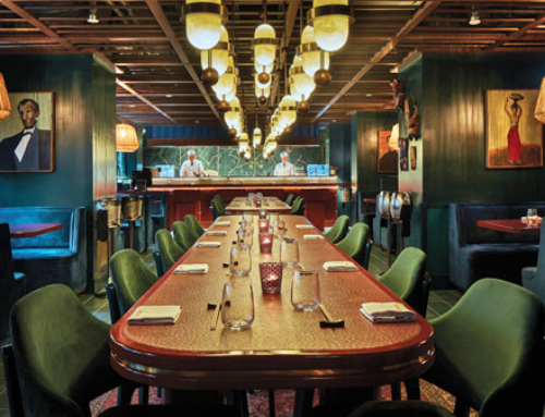 Go Honjo: Exploring this hip, contemporary new Japanese eatery