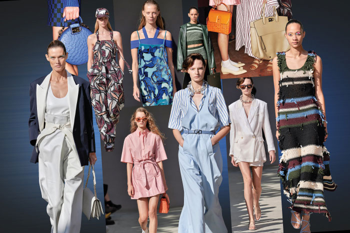 SS20 looks part 2 - Salvatore Ferragamo