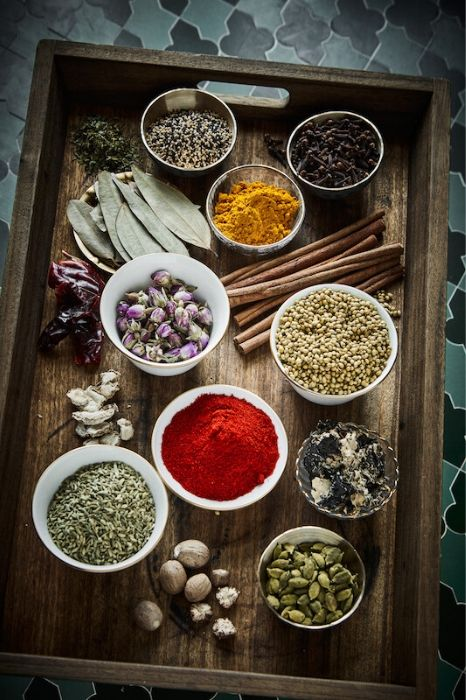 Chaat spices