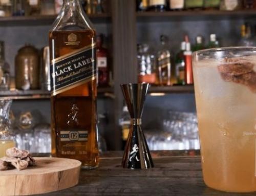 Johnnie Walker shares the joy of DIY mixology with exclusive Black Label Highball tutorials