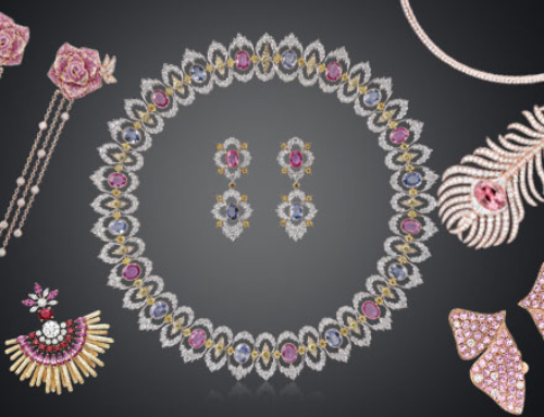 Precious Pink Jewels: The delicate hue that's just right for you…