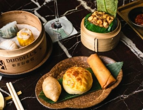 Old-timey dimsum experience unveiled at 1 Michelin-starred Duddell's
