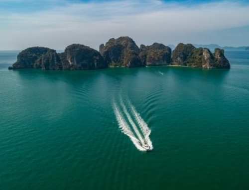 Exploring the unchartered beauty of Koh Hong with the all-new Prestige 420