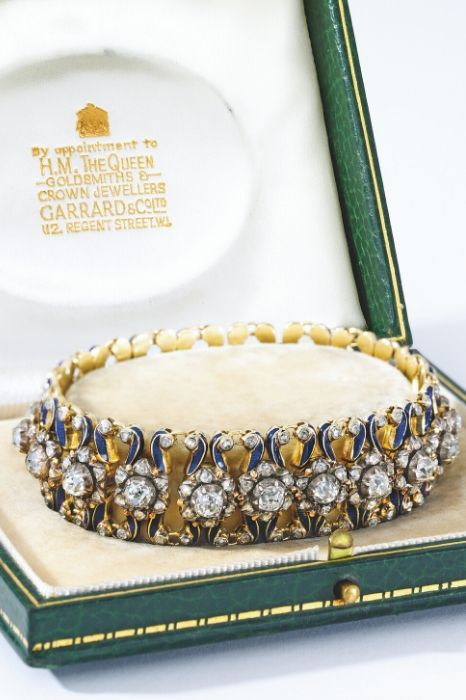 Sotheby's Magnificent Jewels Sale - Princess Margaret's 21st birthday gift