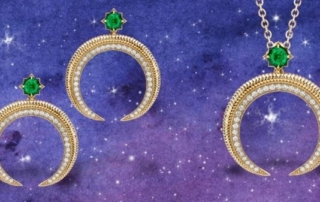 Faberge Hilal Crescent Collection