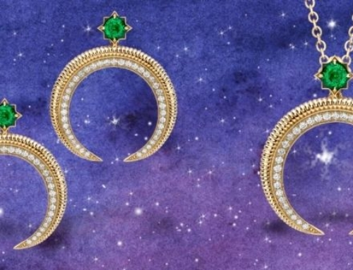 Luxury jeweller Fabergé launches new Hilal Crescent Collection