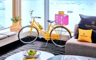 "W Hong Kong ""Live it up with Veuve Clicquot"" staycation"