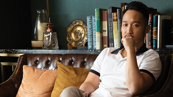 Digital Maven Mastermind behind Save HK, Adrian Ho has found a new calling Gafencu Magazine Interview Bertie's Cigar Feature Image