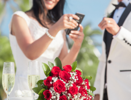How to plan a zoom wedding