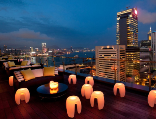 Rooftop bars to view the full moon from this Mid-Autumn Festival