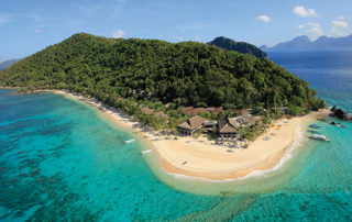 Vacation Island The Philippines' El Nido gafencu magazine feature travel image