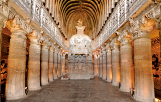Ajanta and Ellora India's iconic ancient caves gafencu magazine travel feature