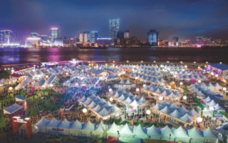 October Events Highlights for Hong Kong's up coming months gafencu magazine social calendar hong kong wine and dine festival
