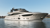 Personalised Oceanic Voyaging Monte Carlo Yachts are fully customisable and wholly luxurious feature
