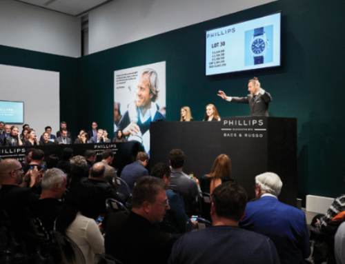 Time to shine: Hong Kong's incomparable luxury watch auction scene